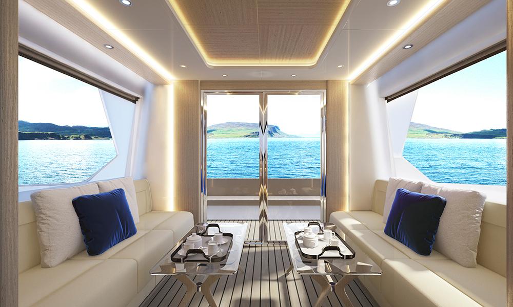 """""""غلف كرافت المالديف"""" تطرح SilverCat 34 Luxury"""