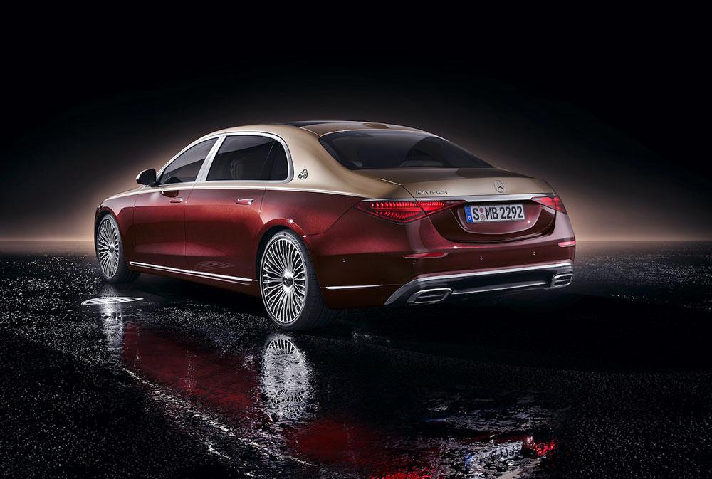 Mercedes-Maybach S-Class: الفخامة بكافة أبعادها