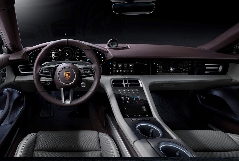 Porsche تعزز عائلة طرازات Taycan  الكهربائية