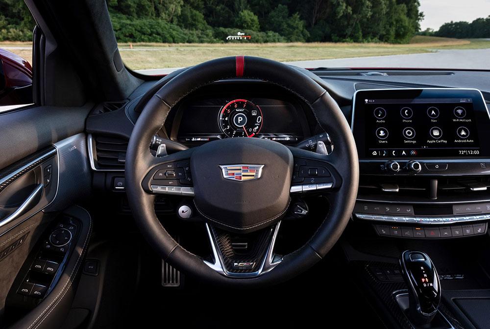 Cadillac V-Series Blackwing: قدرات فائقة بإطار أنيق