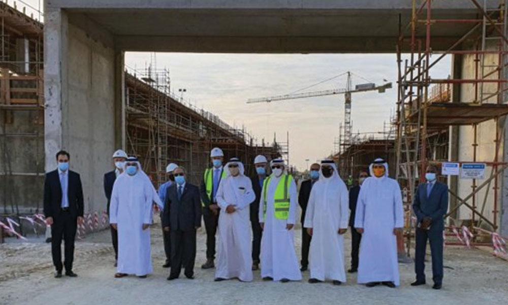 إنجاز 11 % من أعمال تطوير مركز البحرين الدولي للمعارض والمؤتمرات