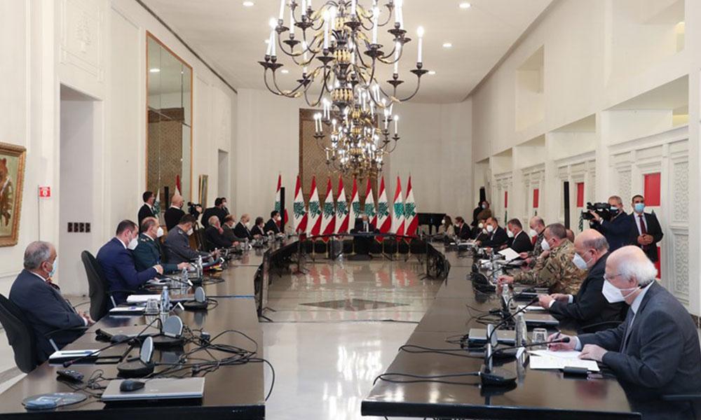 لبنان: مجلس الدفاع الأعلى يعلن حالة الطوارئ الصحية في البلاد