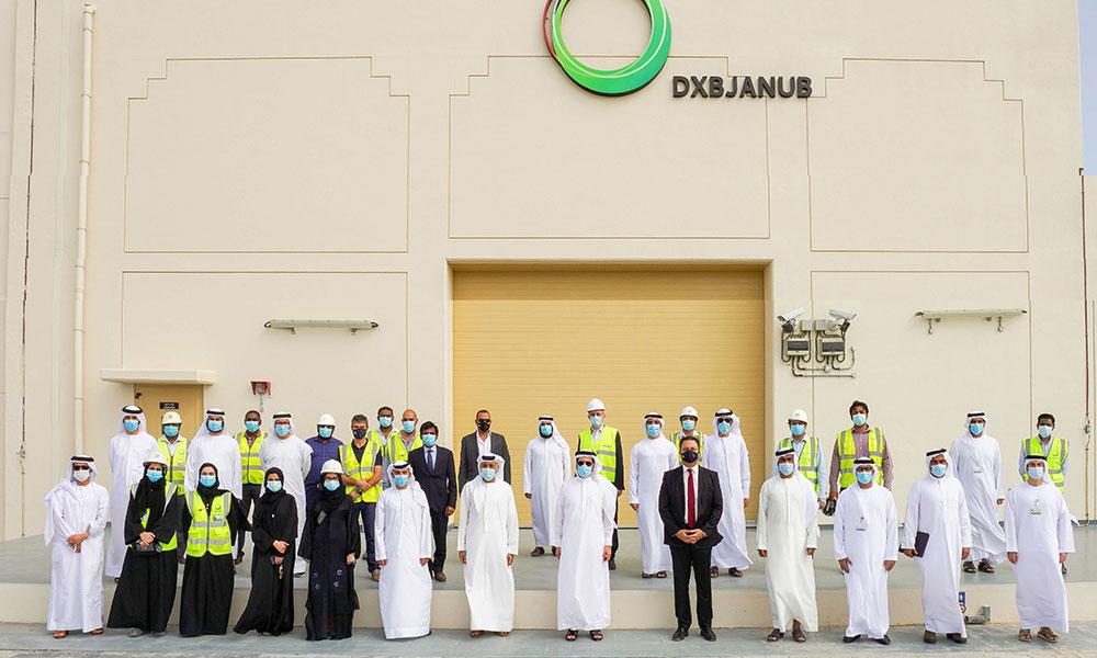 """""""هيئة كهرباء ومياه دبي"""" تفتتح 3 محطات نقل كهرباء جديدة"""