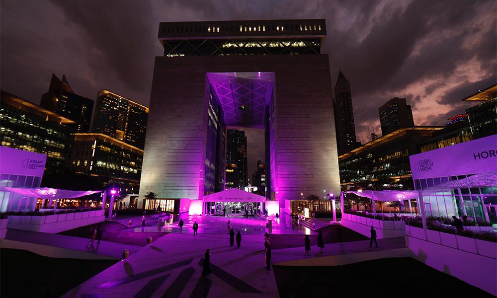 """""""أسبوع دبي للساعات"""" ينعقد بنسخته الخامسة في نوفمبر المقبل"""