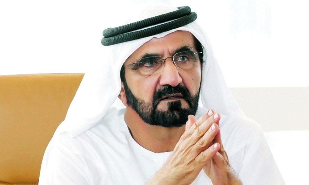 """محمد بن راشد يصدر قانون إنشاء """"سلطة دبي للمناطق الاقتصادية المتكاملة"""""""