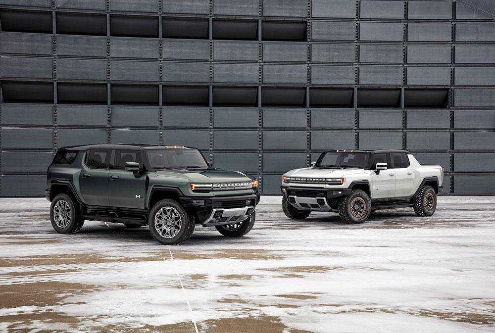 GMC تكشف عن تفاصيل Hummer EV