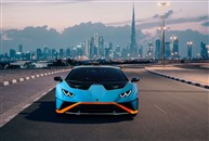 Lamborghini تكشف عن Huracan STO في الإمارات