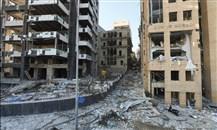 انفجار بيروت:  مليارا دولار أضرار 200 ألف مسكن ومتجر