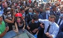 ما طلبه ماكرون: حكومة جديدة عندما أعود إلى لبنان