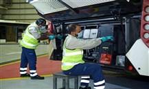 دناتا تفتتح منشأة جديدة لصيانة الحافلات في مطار دبي الدولي