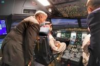 أكاديمية الأمير سلطان لعلوم الطيران تدشن الجهاز التشبيهي لطائرة إيرباص 320