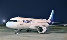 """""""الكويتية"""" تتسلم رابع طائرات إيرباص A320neo"""