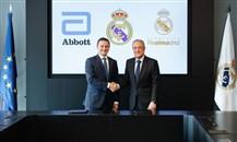 """""""أبوت"""" تعزّز شراكتها مع نادي """"ريال مدريد"""" في مجال تقديم خدمات علوم الصحة والتغذية"""