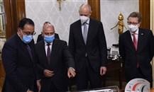سيمنس تتولى تطوير السكك الحديدية في مصر