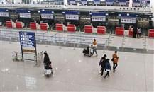 مطار بيجينغ الدولي شبه خال من المسافرين بفعل كورونا