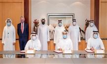 """""""الموارد البشرية والتوطين"""" و""""مطارات دبي"""": برامج تدريبية لـتأهيل المواطنين"""
