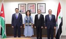 اتفاق رباعي لتزويد لبنان بالغاز المصري عبر الاردن وسوريا