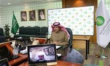 """صندوق التنمية الزراعية يوقع مذكرة تفاهم مع """"العدل السعودية"""""""