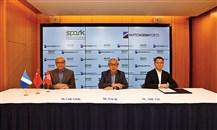 """""""سبارك"""" توقع اتفاقية مع """"هوتشيسون بورتس"""" لإدارة وتشغيل الميناء الجاف والمنطقة اللوجيستية"""
