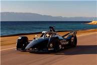 "فريق Mercedes EQ Formula E في ""نيوم"""