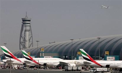 مطارات دبي تستبعد استئناف الرحلات الاعتيادية قريباً