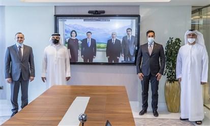 مذكرة تفاهم لتعزيز العلاقات التجارية بين الإمارات وأوزبكستان
