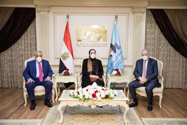 إنشاء أكبر مصنع لكابلات الألياف الضوئية عربياً وأفريقياً في مصر