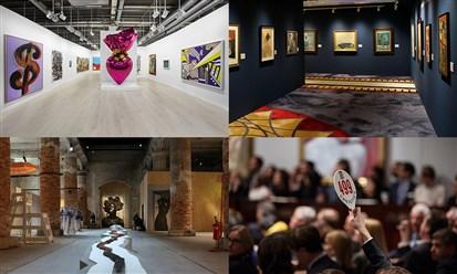 اقتناء الأعمال الفنية: هواية بملايين الدولارات