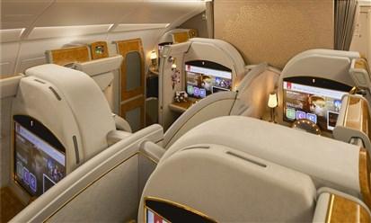 """طيران الإمارات: 3 جوائز من """"بيزنس ترافلر"""" الشرق الأوسط 2021"""
