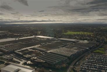 Bentley Motors: حرم جديد يرسي أسس استراتيجية Beyond100