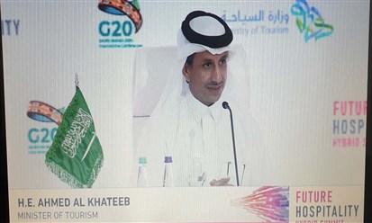 وزير السياحة السعودي: الأولوية لإنقاذ الوظائف وتوفير السفر الآمن