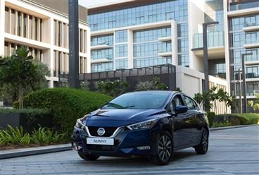 Nissan Sunny بحلّة جديدة كلياً في الشرق الأوسط