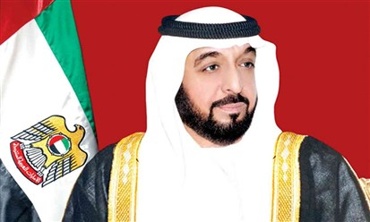 خليفة بن زايد يصدر قانوناً بإنشاء هيئة الإعلام الإبداعي