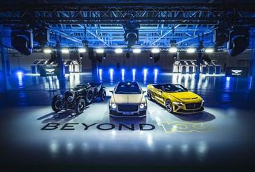 Bentley Motors تستهدف الريادة في مجال التنقّل الفاخر المستدام