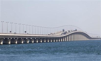 السعودية والبحرين توقعان عقد مشروع الجسر الموازي لجسر الملك فهد