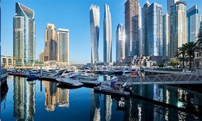 دبي: 4.8 مليارات درهم قيمة التصرفات العقارية خلال أسبوع