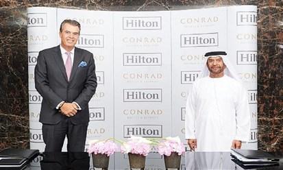 """""""كونراد"""" تفتتح أول فنادقها في أبوظبي"""