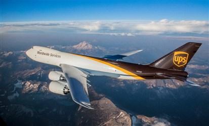 UPS تحقق إيرادات موحدة بقيمة 21.2 مليار دولار