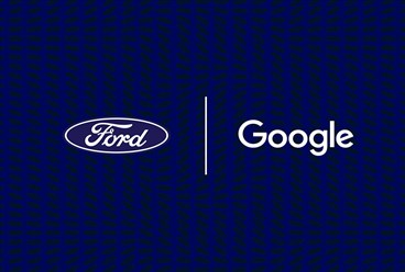 تعاون بين FORD و Google