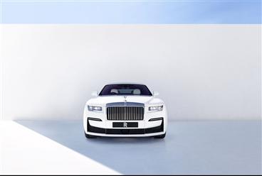 Ghost الجديدة: أكثر طرازات Rolls-Royce تطوراً
