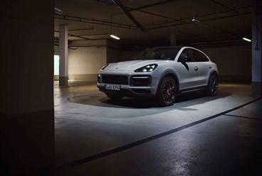 Porsche Cayenne GTS مجهزة بمحرك V8