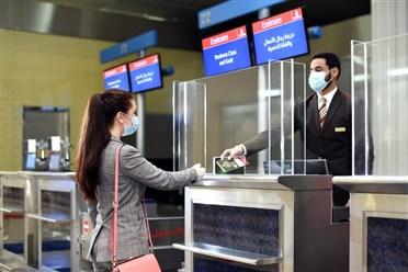 """طيران الإمارات وهيئة الصحة: تعاون رقمي في سجلات """"كوفيد-19"""" للمسافرين"""