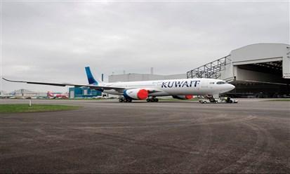 """""""الكويتية"""" تتسلم ايرباص A330-800 في الربع الثالث"""
