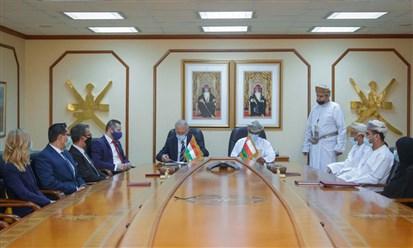سلطنة عمان والمجر توقعان اتفاقية لتعزيز التعاون الاقتصادي