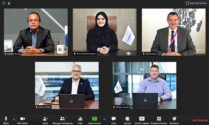 """""""دبي كوميرسيتي"""": اتفاقية إستراتيجية لتشغيل وإدارة وحدات لوجيستية مشتركة"""
