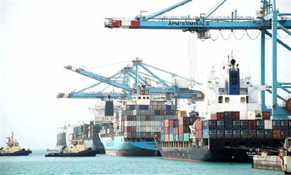 البحرين: قيمة الواردات السلعية تبلغ 1.19 مليار دينار