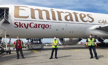 طيران الامارات: تحويل 10 طائرات ركاب لخدمات الشحن