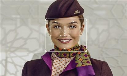 """الاتحاد للطيران و""""سيتا"""" تختبران تقنية التعرّف على ملامح وجه طواقم الطائرات"""