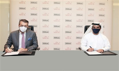 """ميرال"""" و""""هيلتون"""": تطوير فندقين في جزيرة ياس بقيمة 627 مليون درهم"""