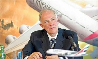 """رئيس """"طيران الإمارات"""": تعافي قطاع الطيران قد يمتد إلى العام 2024"""